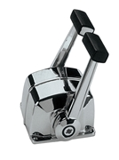 B78 Dual Function Dual Lever W/Trim Chrome