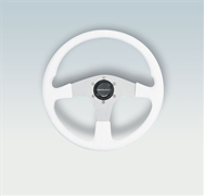 Corse W/S 38334 P  White Grip Steering Wheel