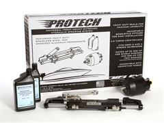 Protech 1P Port Hydraulic Steering Package