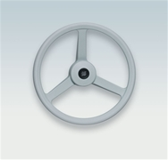 V32G 3-Spoke Steering Wheel